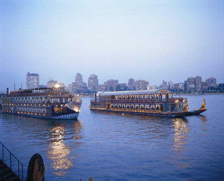 مركب فرعون النيل - الباخرة الفرعونية
