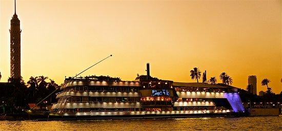 المراكب النيلية بالقاهرة