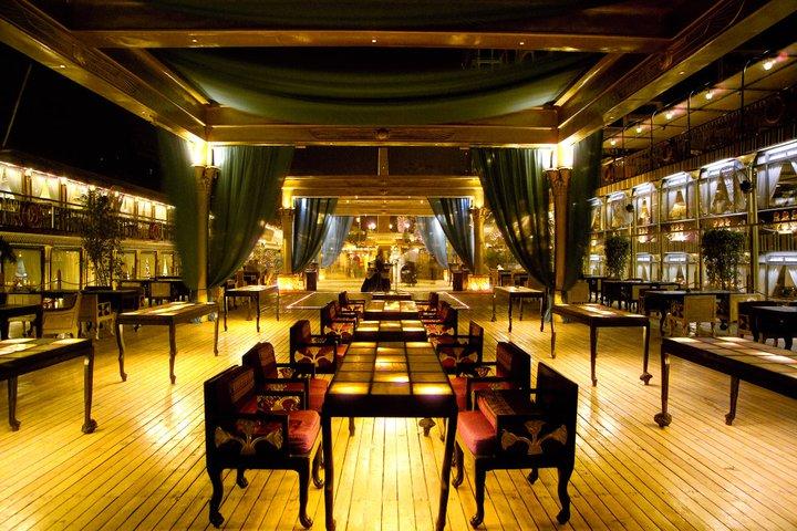 الباخرة الفرعونية - المركب الفرعوني - السفينة الفرعونية - مركب فرعون النيل